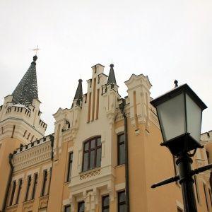 Замок Ричарда на Андреевском спуске в Киеве капитально отремонтируют
