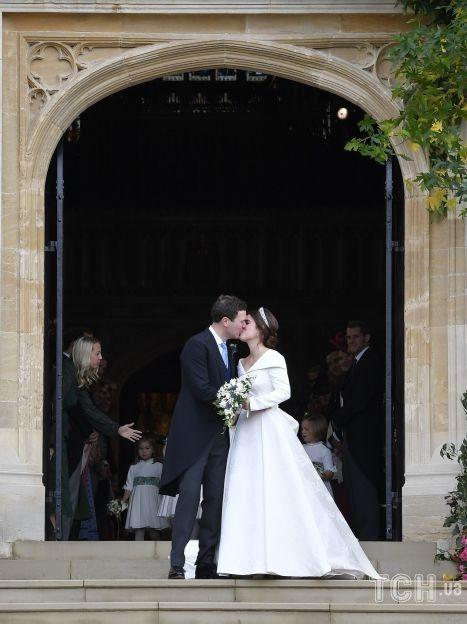 Принцесса Евгения и Джек Бруксбэнк / © Associated Press