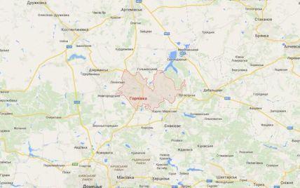 В Горлівці виявили 3-кілометрову колону танків бойовиків