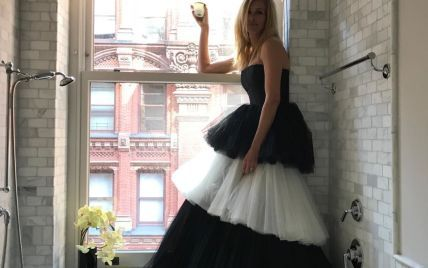 Красотка в пышном платье: Джулия Робертс продемонстрировала красивый образ