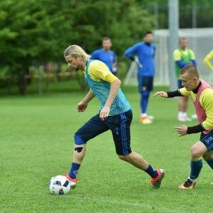 Гравці збірної України визначилися з номерами на Євро-2016