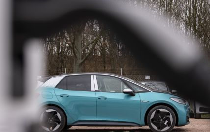 Электромобиль Volkswagen вызвал ажиотаж на европейском рынке