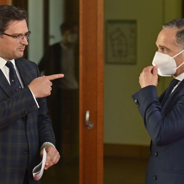 """Кулеба: Хочемо організувати зустріч міністрів закордонних справ """"нормандії"""""""