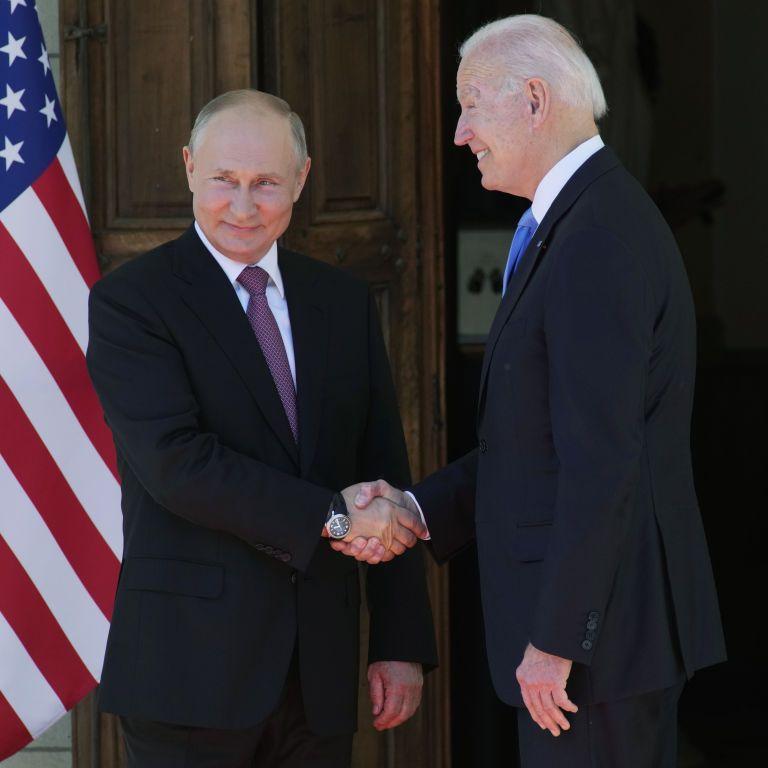 Відомі склади делегацій США і РФ на зустрічі Байдена і Путіна