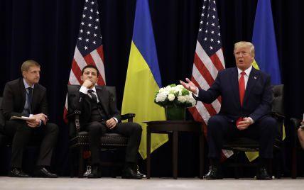 """""""Юкрейнгейт"""": чи вплине бекграунд Трампа і Зеленського на відносини зі США"""