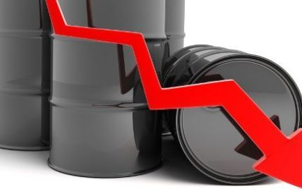 Вартість нафти стрімко обвалилася до 45 доларів. Падіння триває