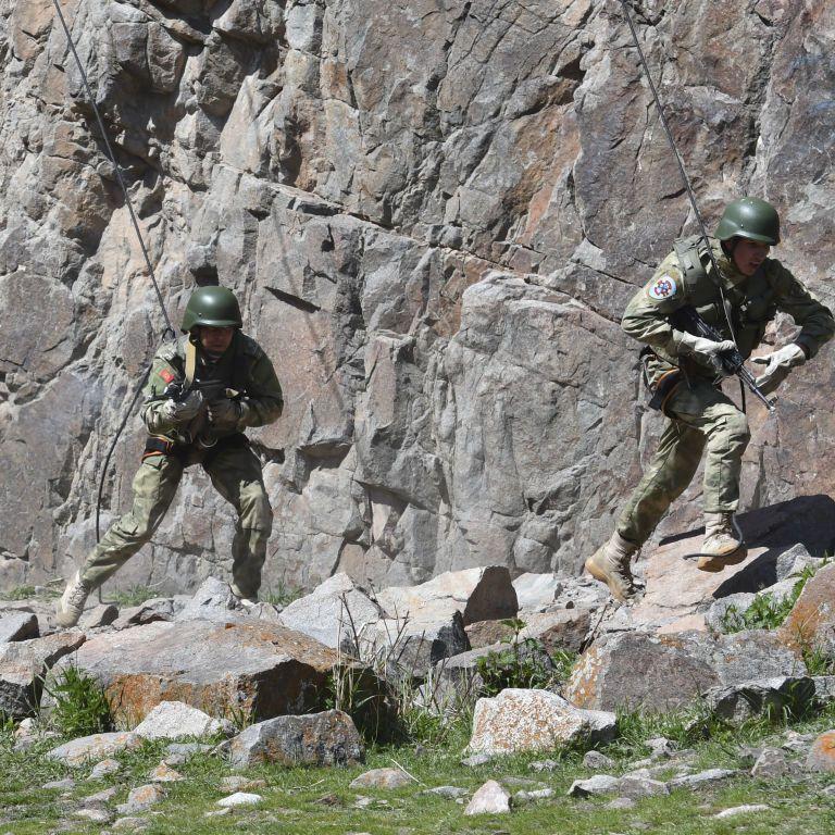 Кыргызстан и Таджикистан начали делить спорную границу