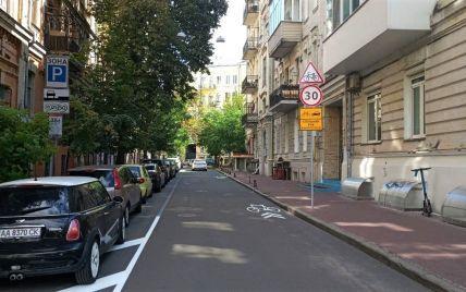 В Киеве увеличили количество улиц с велосипедной инфраструктурой: где именно