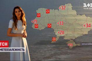 """Метеозависимость: в ближайшую неделю украинцев """"прокоптит"""" жара"""