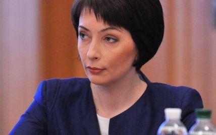ГПУ объявила подозрение скандальному экс-министру юстиции Елене Лукаш