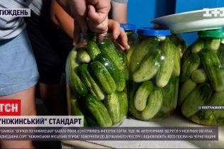 """Новини тижня: у чернігівській області відновлюють посіви легендарного сорту """"Ніжинський місцевий огірок"""""""