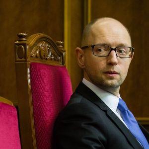 У Яценюка отреагировали на слухи о его назначении на должность главы Нацбанка