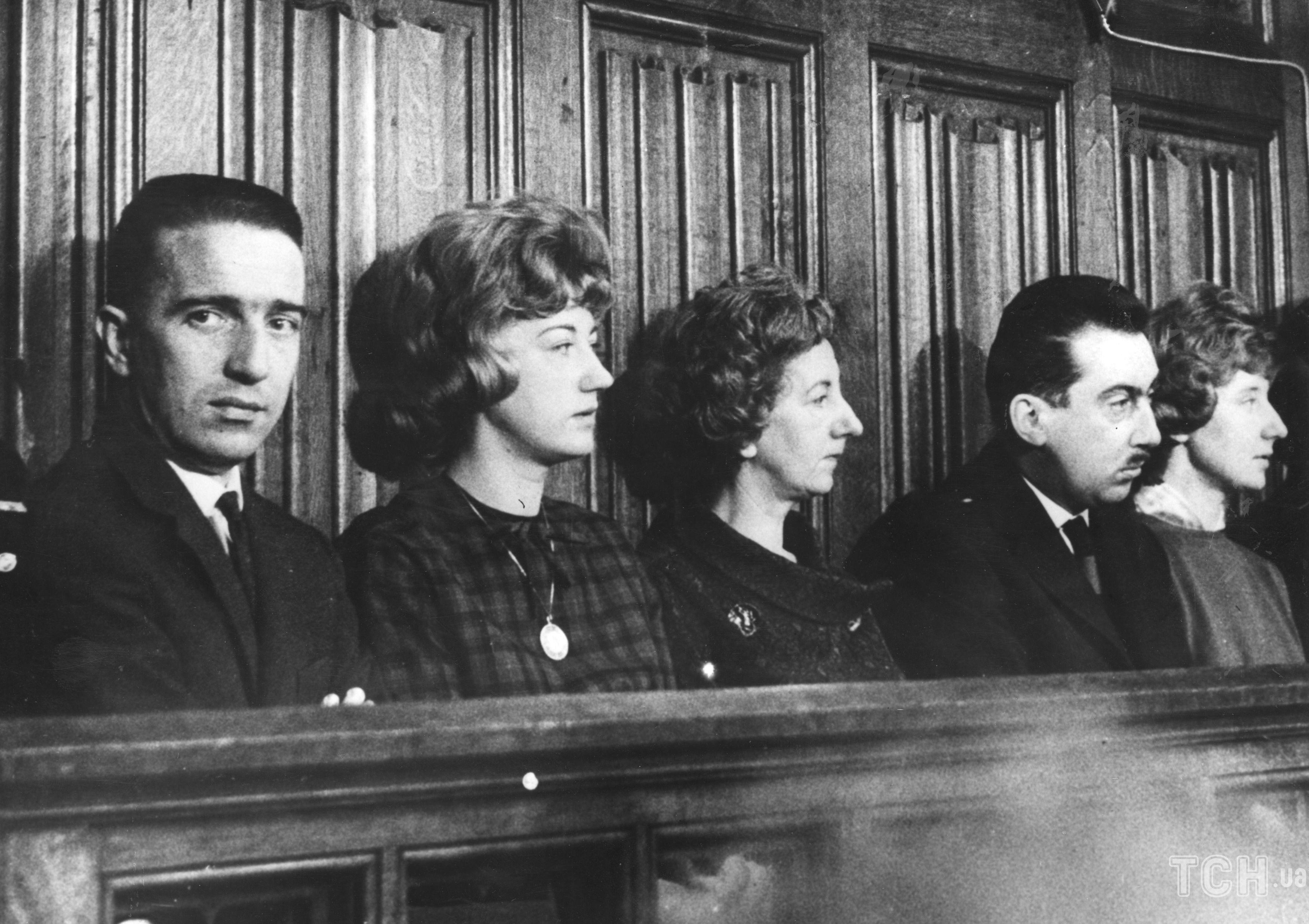 Сюзанна ван де Пут, обвиняемая в убийстве своего ребенка, 5 ноября 1962 года / © Getty Images