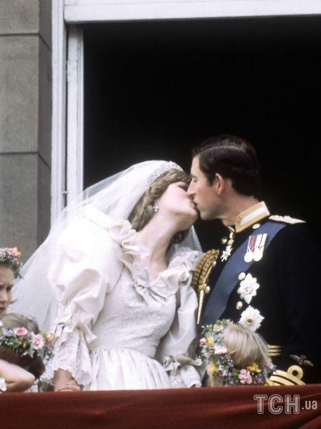Свадьба принцессы Дианы и принца Чарльза / © Associated Press