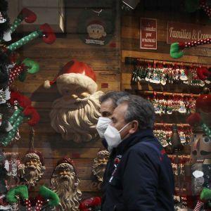 На Різдво і Новий рік Італія та Іспанія обмежують внутрішні подорожі