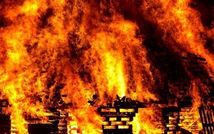 """""""Были без сознания, но дышали"""": в Николаевской области женщина вынесла из огня троих детей"""