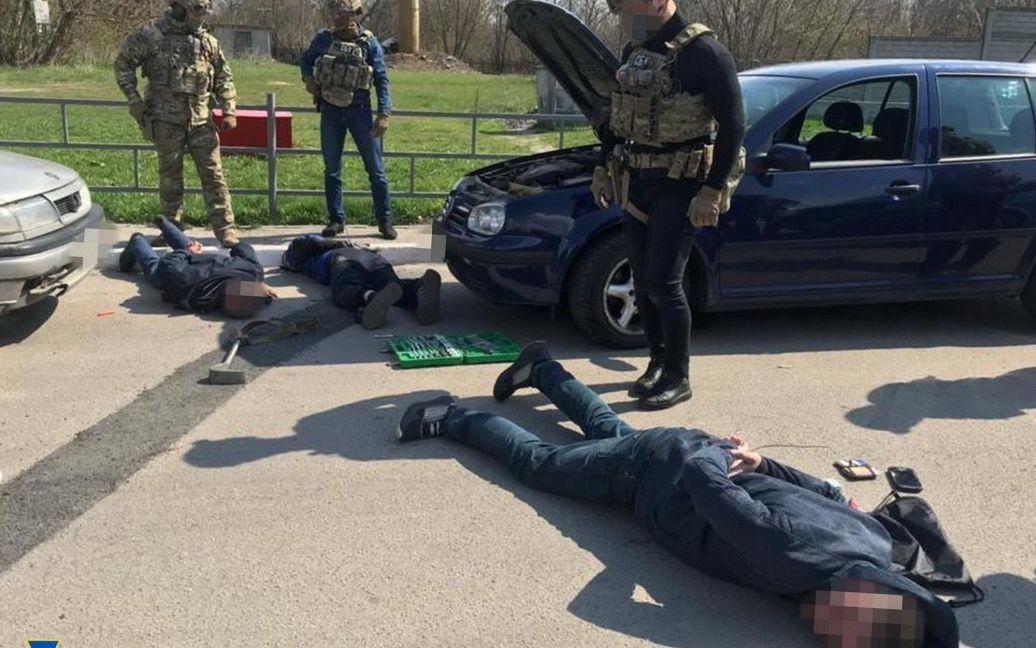 © Службы безопасности Украины