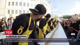 Новини України: у Києві зробили найбільшу в світі шаурму