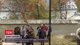 Новости Украины: во Львове высадили почти сотню деревьев в честь героев, погибших на Донбассе