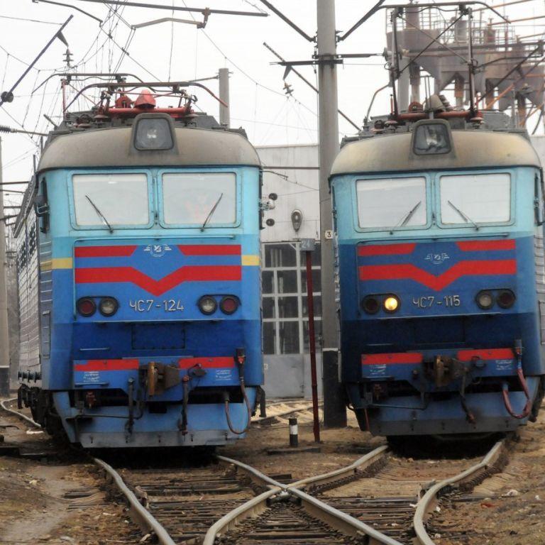 """Украина закупит более сотни французских электровозов для """"УЗ"""""""
