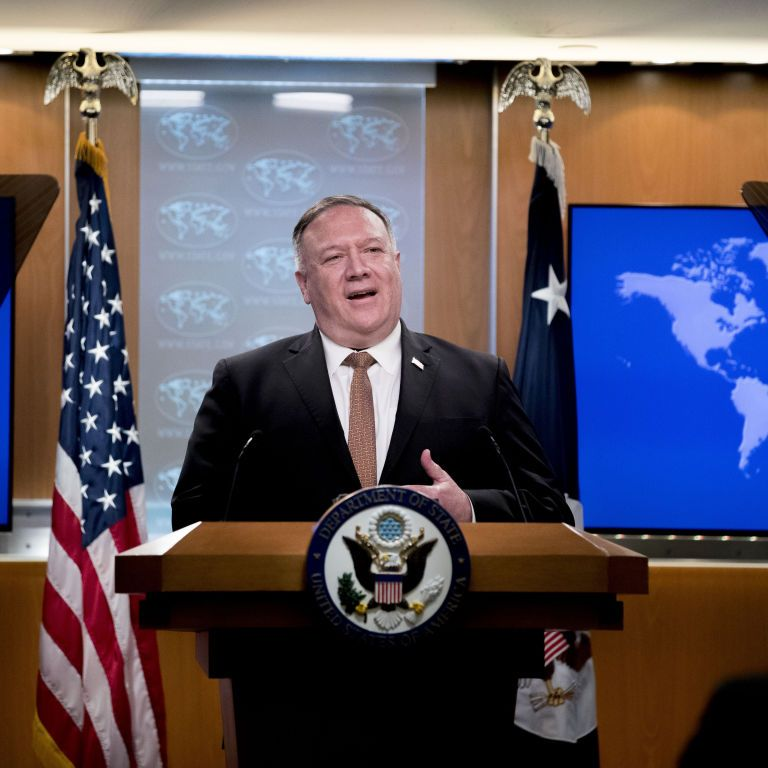 РФ руйнує глобальний Інтернет: Помпео закликав всі країни світу покарати російських хакерів