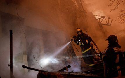В Москве прогремел взрыв в здании РАН