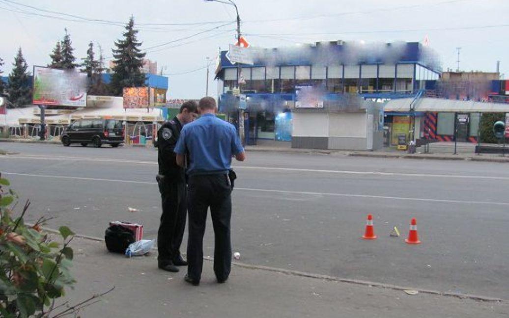 31-летний силовик погиб в результате полученных травм / © Управление МВД Киева