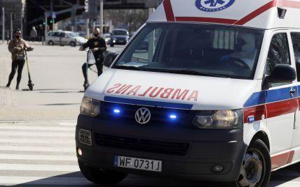 В Польше микроавтобус с украинцами попал в ДТП: в результате аварии пострадали 7 человек