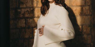 """Жена экс-""""Холостяка"""" Макса Михайлюка призналась, сколько килограммов набрала во время беременности"""