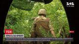 Новости с фронта: еще одного украинского бойца госпитализировали