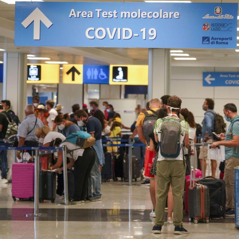 Евросоюз снял ограничения на поездки для туристов с COVID-сертификатами