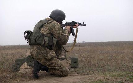 Провальная атака диверсантов на Луганщине и перестрелки возле Гранитного. Карта АТО