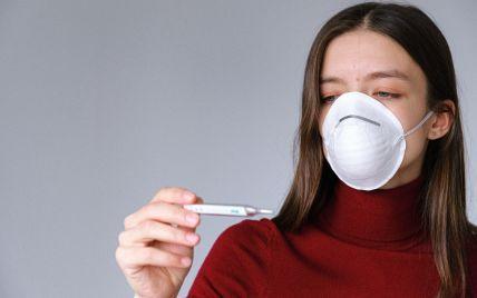 Температуру вище 37 у разі коронавірусу потрібно збивати: лікар пояснив чому