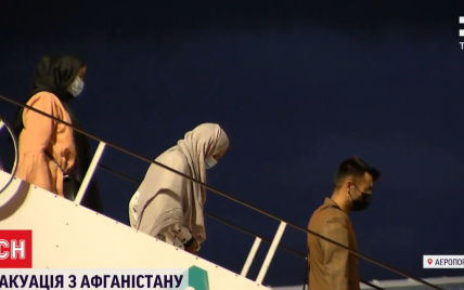 Студенты из Ватикана и граждане Канады: Украина эвакуировала из Афганистана 96 человек