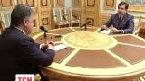 Порошенко одобряет первые инициативы новоназначенного главы Одесской области