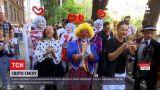 Новини України: в Одесі відкрився ювілейний міжнародний фестиваль клоунів і мімів