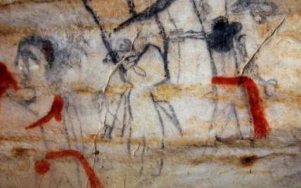 В США продали пещеру с наскальными рисунками, которым более 1000 лет