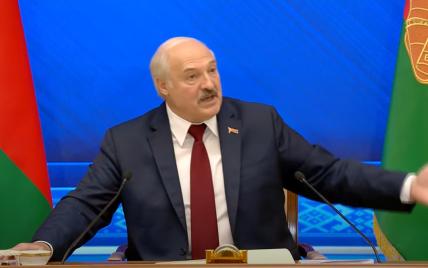 Лукашенко звинуватив українську владу в таємному перекиданні до Білорусі бойовиків та зброї