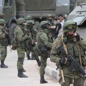 Прикордонники оцінили ймовірність вторгнення РФ з боку Криму
