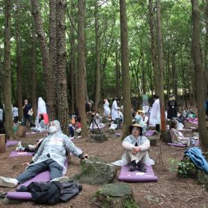 У Південній Кореї відбулося змагання серед людей, які нічого не роблять (фото)