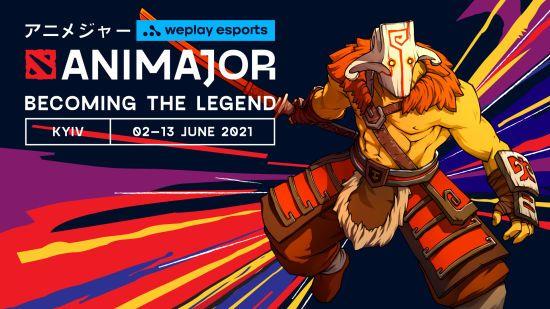 Китайським учасникам WePlay AniMajor 2021 із Dota 2 довелось затриматись у Києві