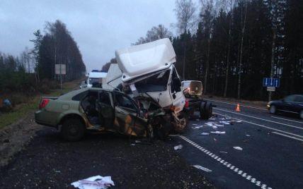 Ужасная авария в России: в смертельном ДТП погибла семья украинцев