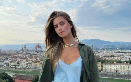 Внучка Софии Ротару показала, как провела отпуск с бойфрендом в Италии