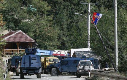 Загострення у Косові: НАТО і ЄС закликали Белград і Пріштіну до деескалації конфлікту