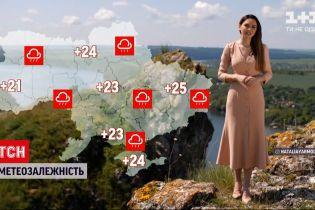 Метеозависимость: в Украине снова объявили штормовое предупреждение