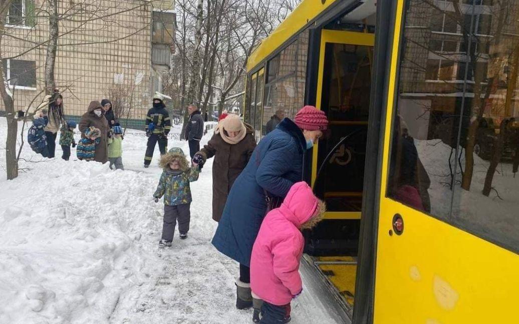 © Управление ГСЧС Киева