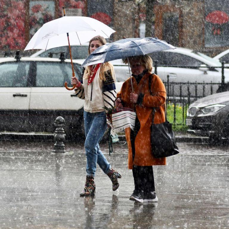 Погода в Украине: четверг, 13 мая, будет дождливым, некоторые регионы накроет циклон