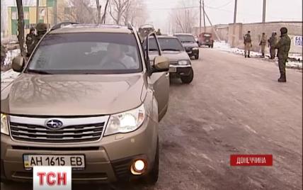 Наслідки візиту Турчинова на фронт: скорочення транспортних коридорів і вогонь у відповідь на атаки