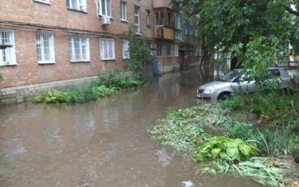 У Києві 29 липня очікуються грози