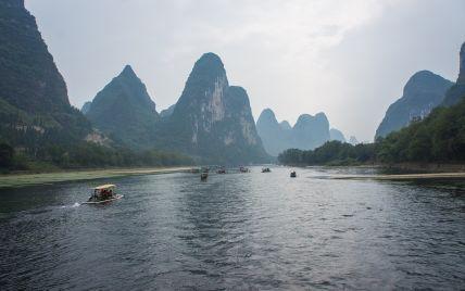 В Китае утонуло пассажирское судно: восемь погибших